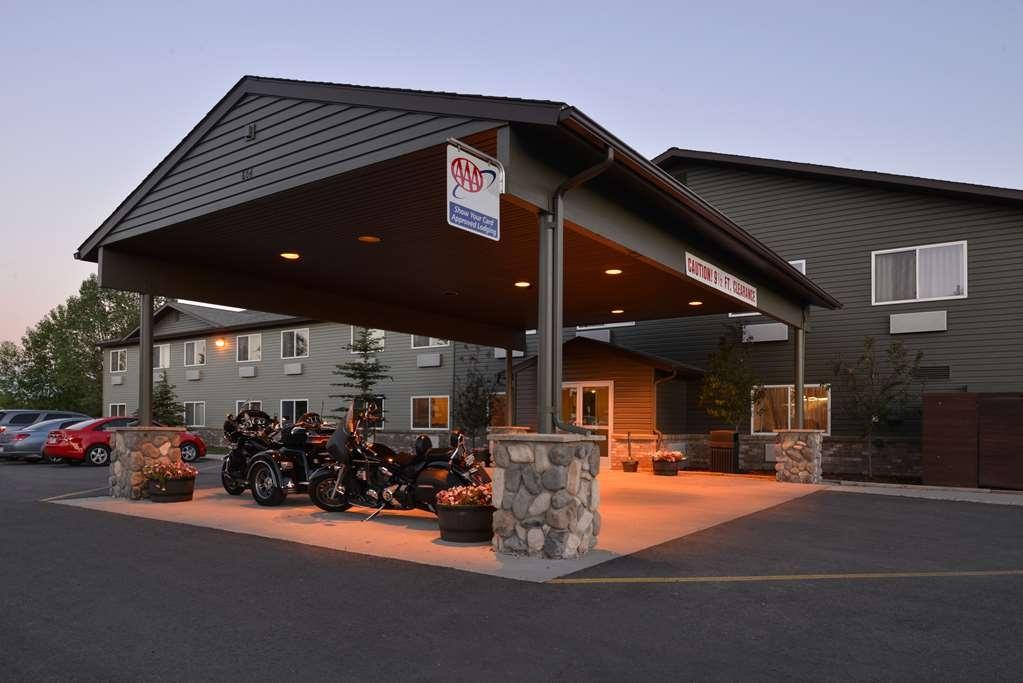 Best Western Pinedale Inn - Façade