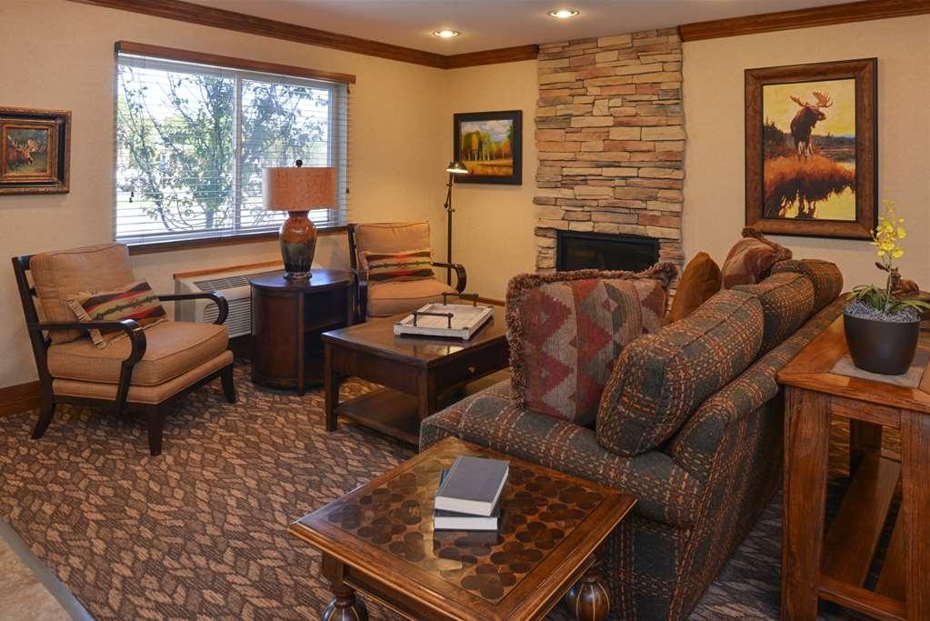 Best Western Pinedale Inn - Hall