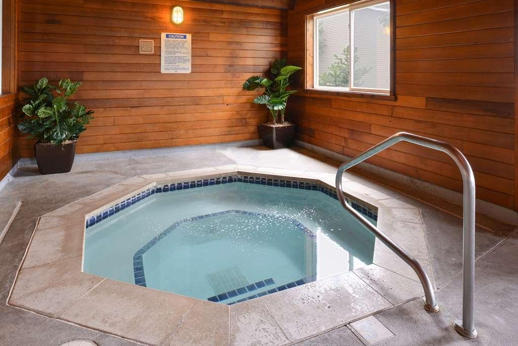 Best Western Pinedale Inn - chaud baignoire