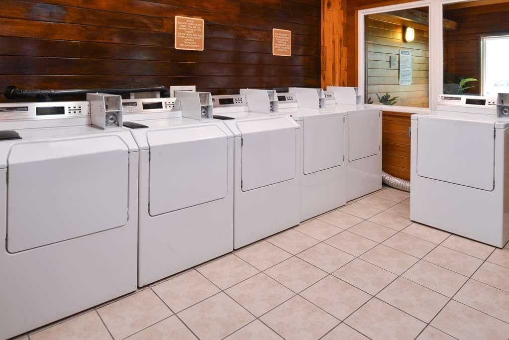 Best Western Pinedale Inn - Servizi di lavanderia