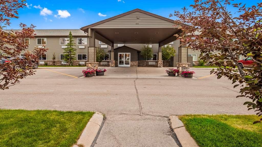 Best Western Pinedale Inn - Facciata dell'albergo