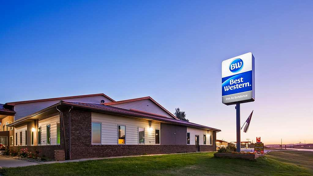 Best Western Inn at Sundance - Aussenansicht