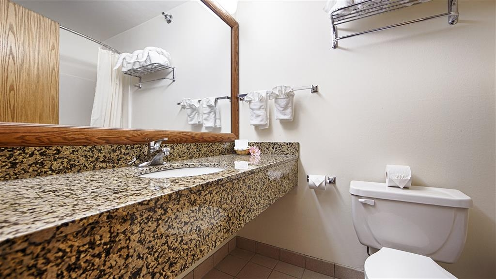 Best Western Inn at Sundance - Baño