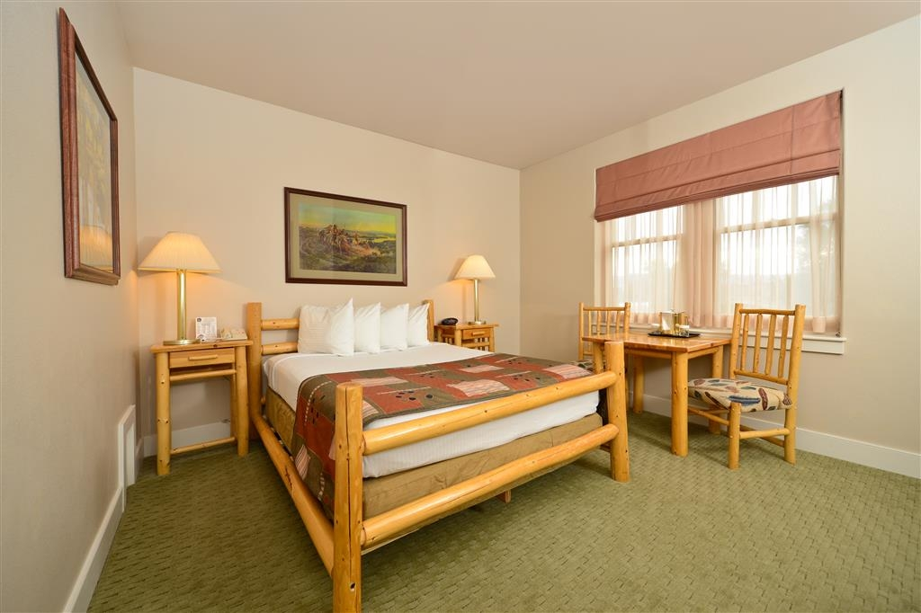 Best Western Plus Plaza Hotel - Our spacious rooms offer comfort and elegance to any traveler.