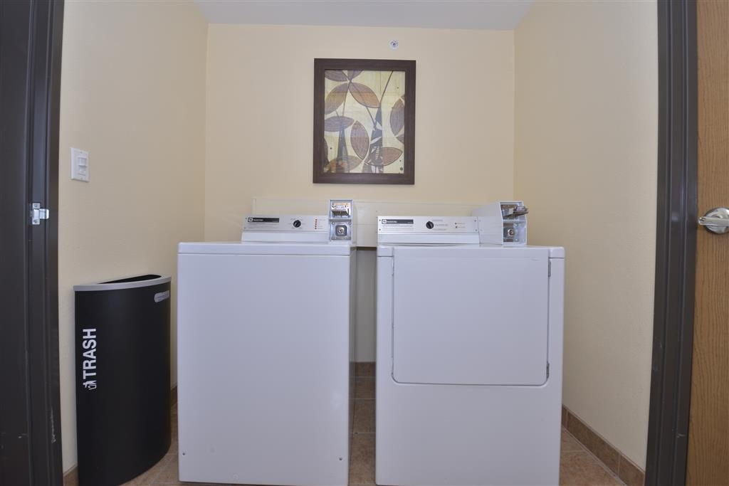 Best Western Laramie Inn & Suites - Servizi di lavanderia
