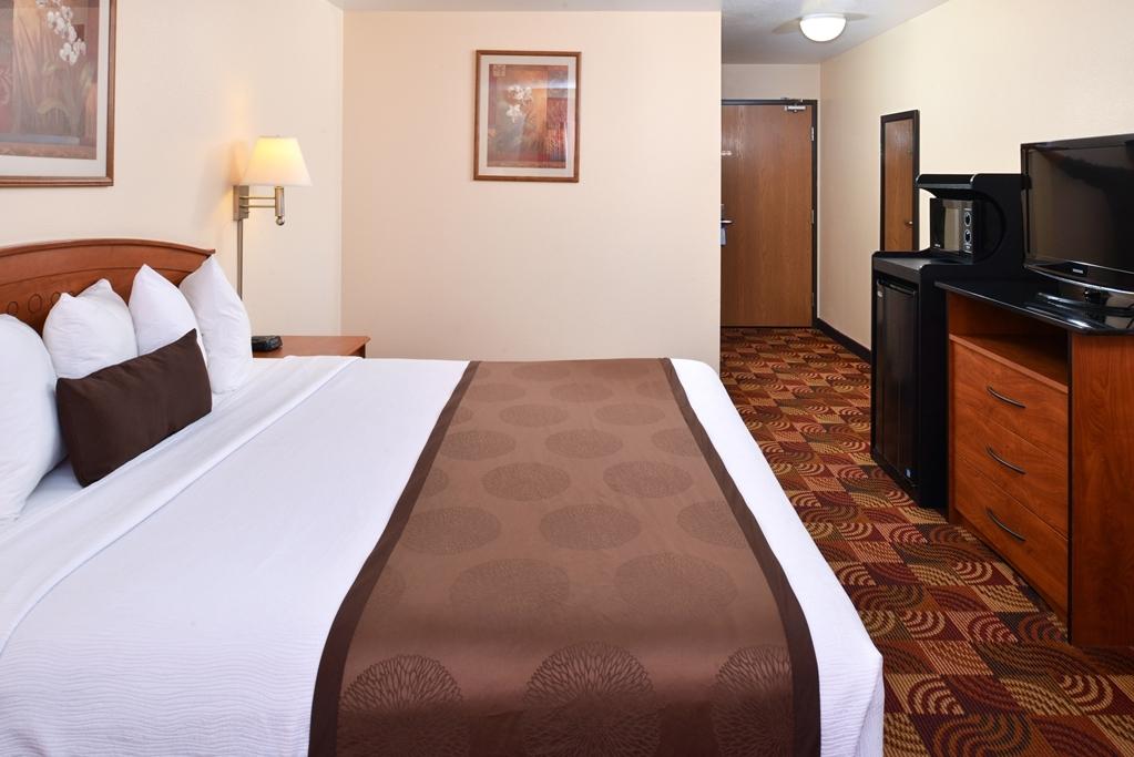 Best Western Laramie Inn & Suites - King Guest Room