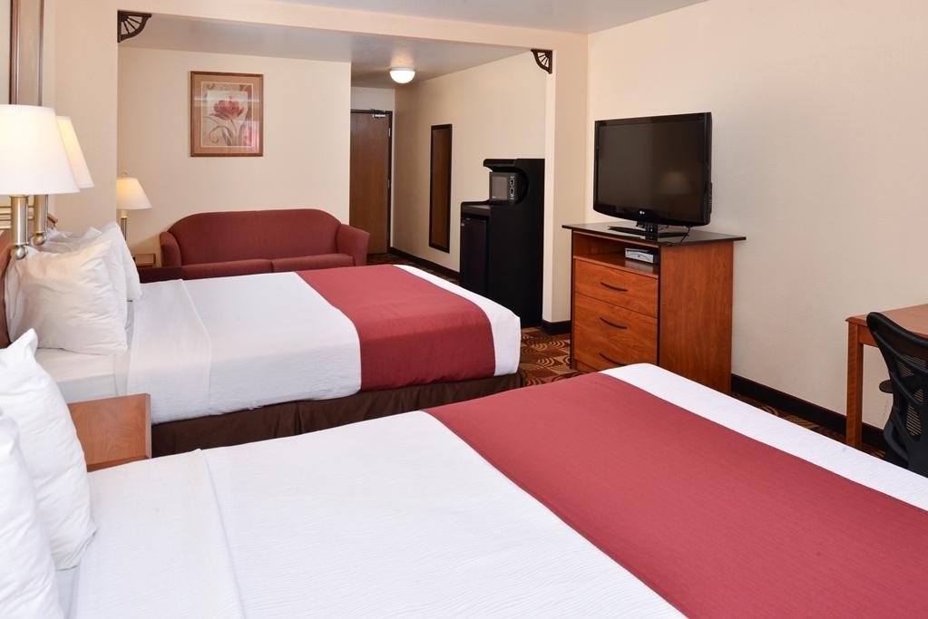 Best Western Laramie Inn & Suites - Camere / sistemazione