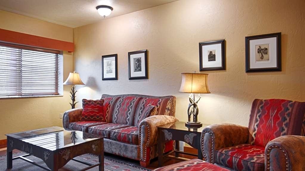 Best Western Devils Tower Inn - Vue du lobby