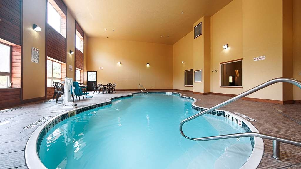 Best Western Devils Tower Inn - Vue de la piscine