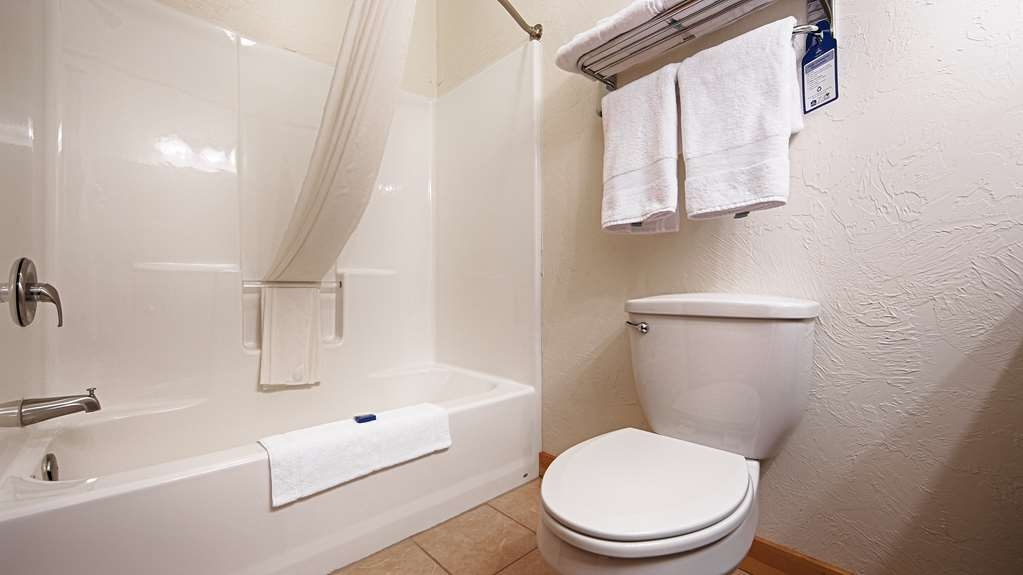 Best Western Devils Tower Inn - Salle de bain