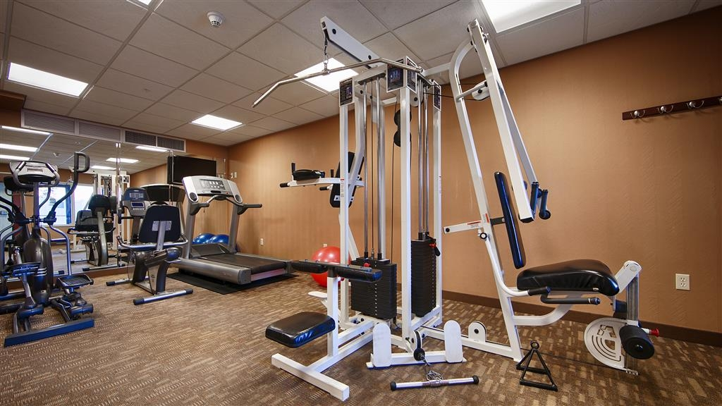 Best Western Plus Fossil Country Inn & Suites - Exercise Facility