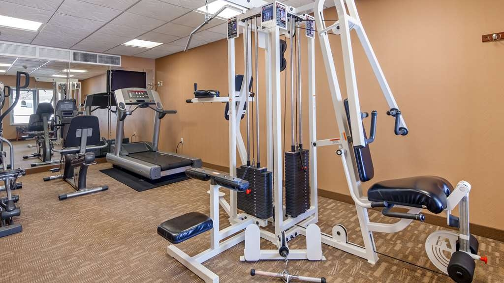 Best Western Plus Fossil Country Inn & Suites - Fitness Center