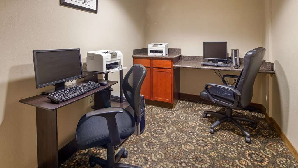 Best Western Plus Fossil Country Inn & Suites - Business Center