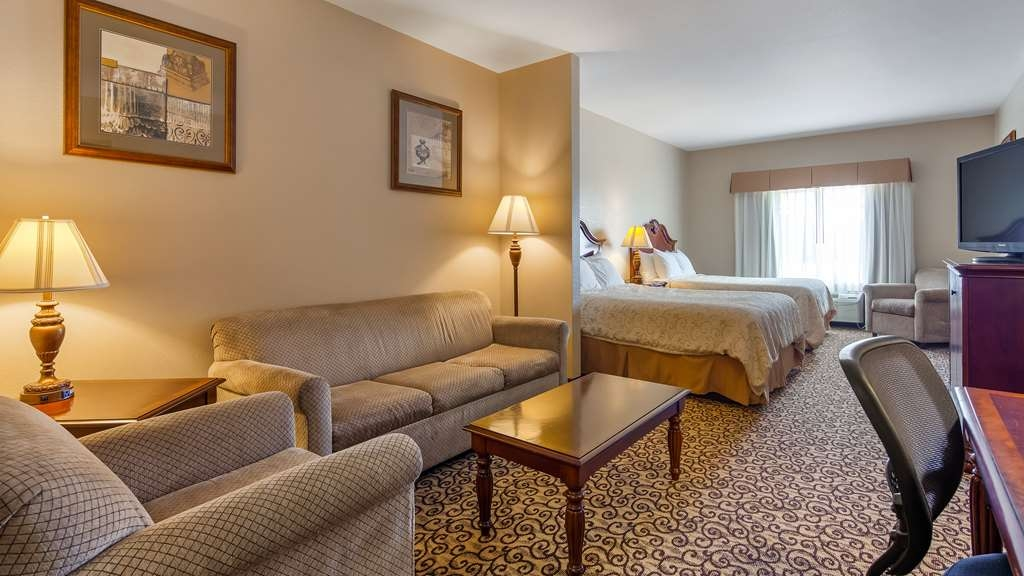 Best Western Plus Fossil Country Inn & Suites - Guest Room