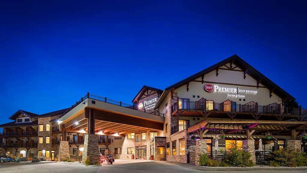 Best Western Premier Ivy Inn & Suites - Area esterna