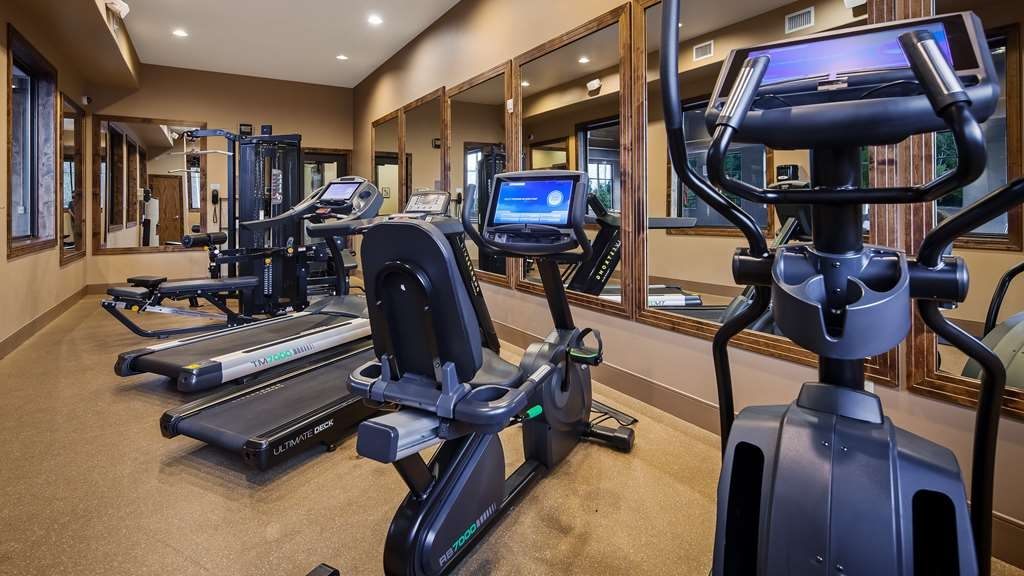 Best Western Premier Ivy Inn & Suites - Guest Fitness Room