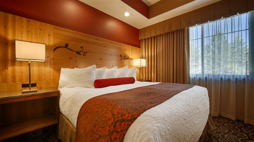Best Western Premier Ivy Inn & Suites - Make yourself at home in one of our luxury king rooms.