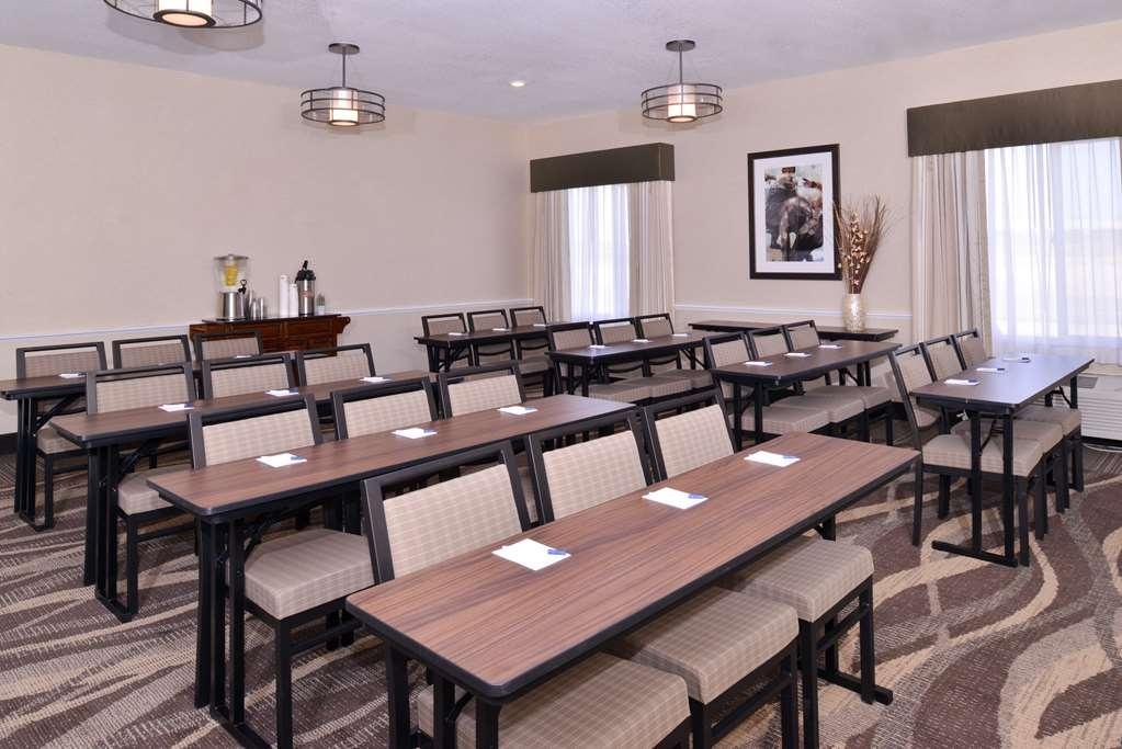Best Western Plus Frontier Inn - Besprechungszimmer