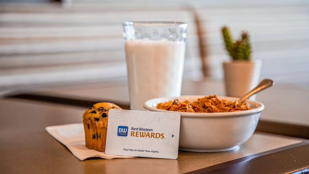 Best Western Plus Frontier Inn - Sign up for Best Western Rewards and take advantage of discounts, upgrades, and more!