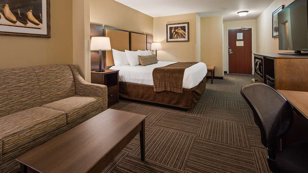 Best Western Plus Frontier Inn - Suite