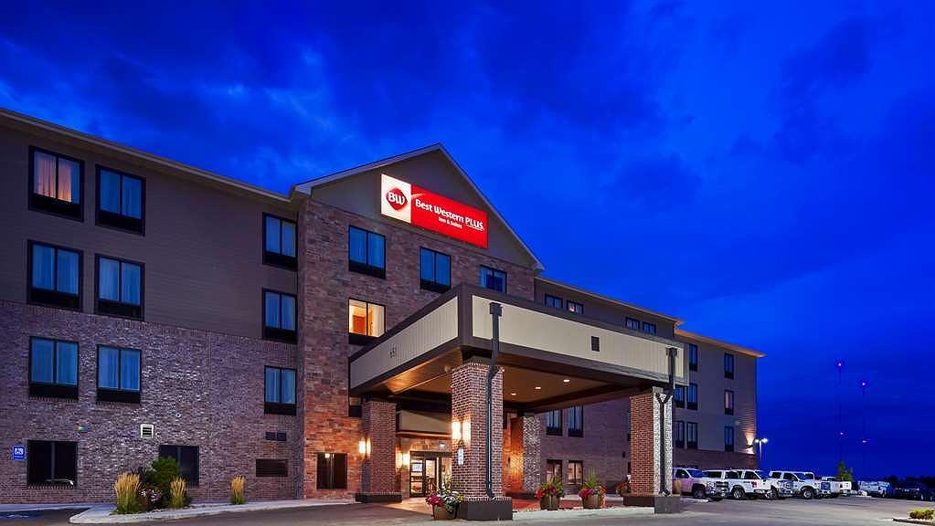 Best Western Plus Casper Inn & Suites - Vista exterior