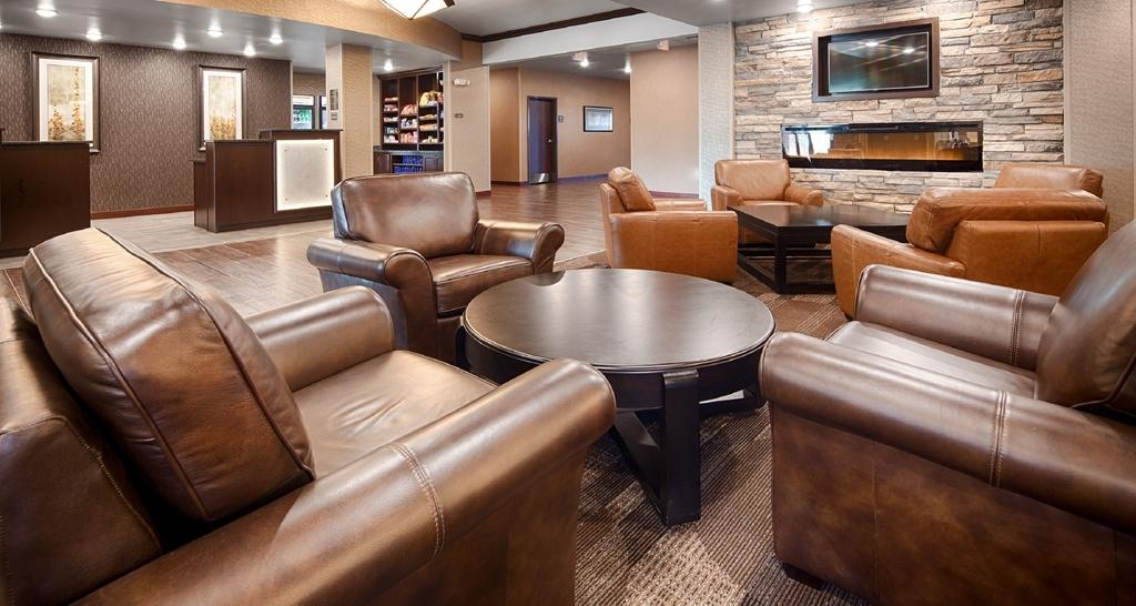 Best Western Plus Casper Inn & Suites - Lobbyansicht