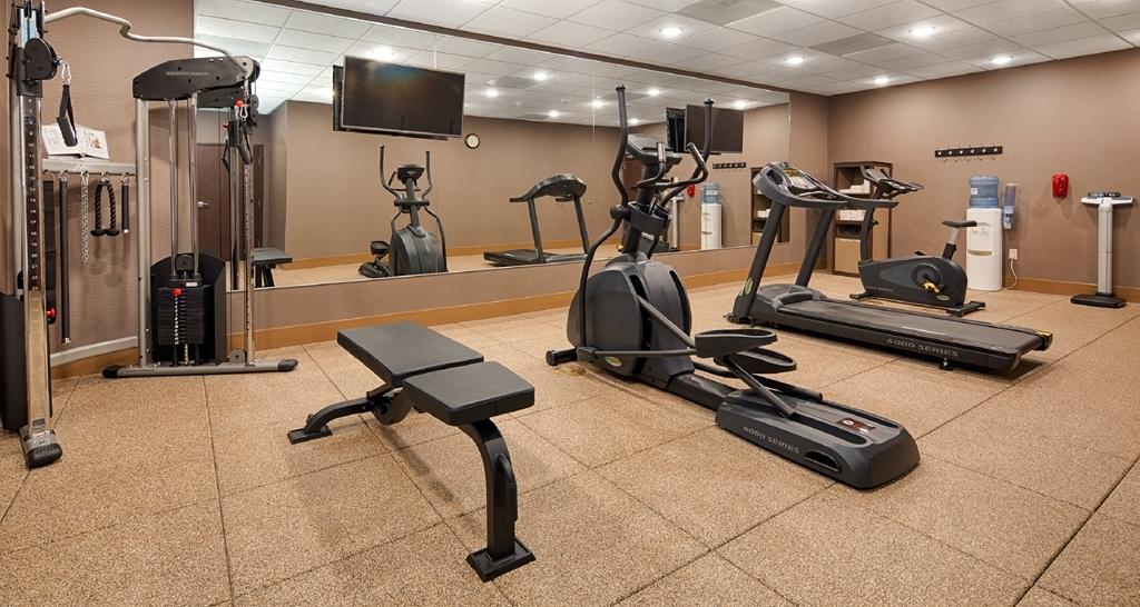 Best Western Plus Casper Inn & Suites - exercise chambre