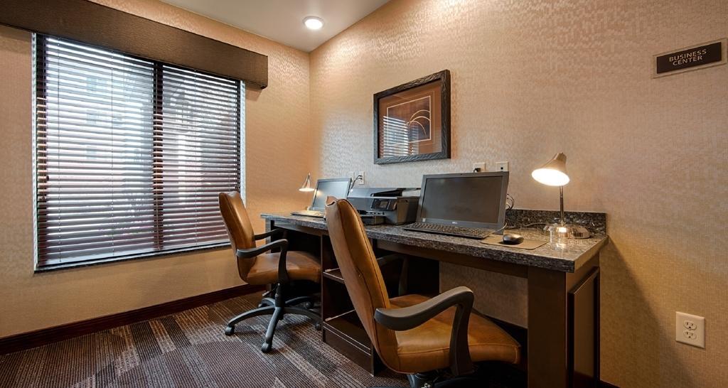 Best Western Plus Casper Inn & Suites - affari-centro
