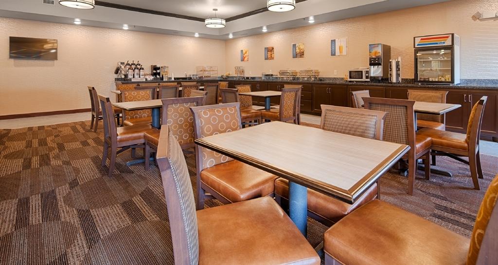 Best Western Plus Casper Inn & Suites - Frühstücksbuffet