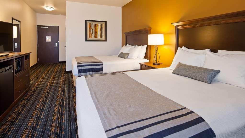 Best Western Plus Casper Inn & Suites - Gästezimmer/ Unterkünfte