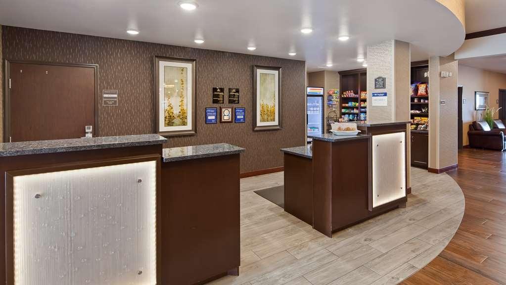 Best Western Plus Casper Inn & Suites - Vue du lobby