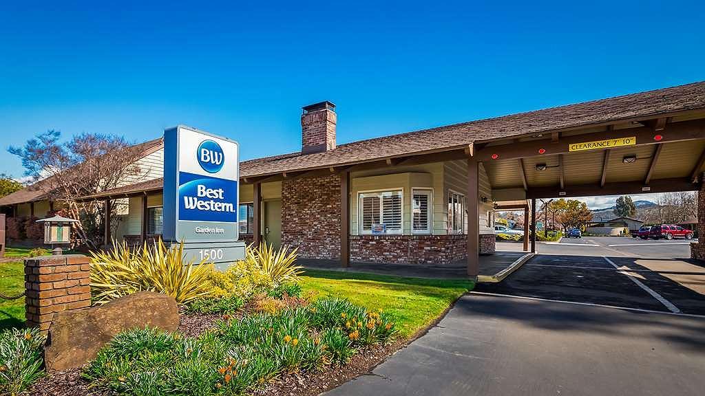 Best Western Garden Inn - Vista exterior