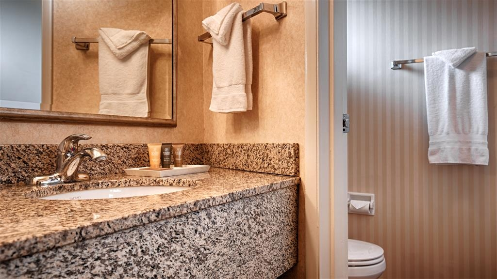 Best Western Garden Inn - We take pride in making everything spotless for your arrival.