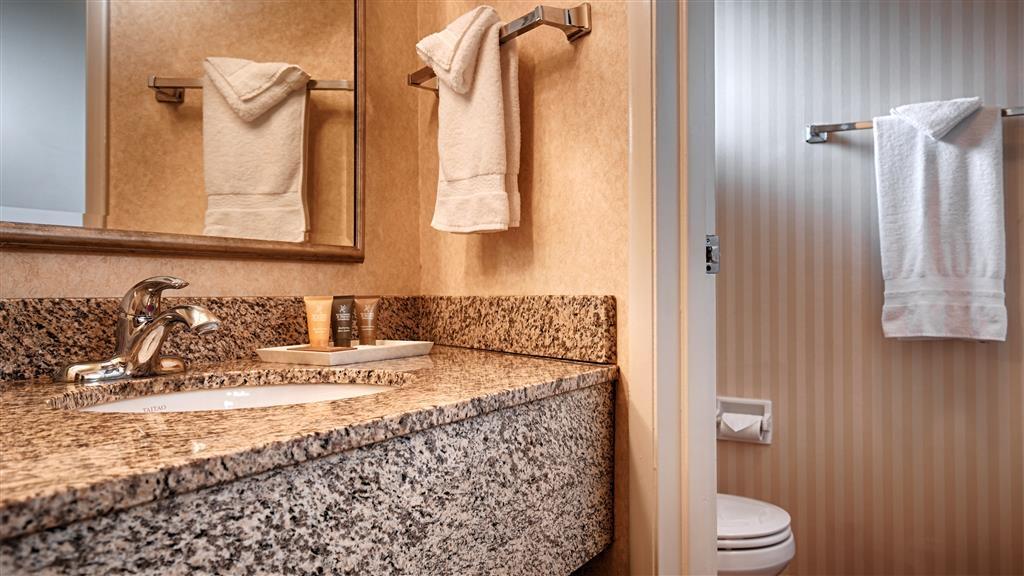 Best Western Garden Inn - Salle de bains