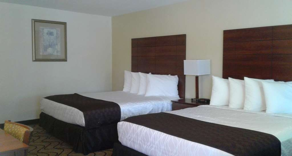 Best Western Heritage Inn - Make yourself at home in ourTwo Queen Guest Room