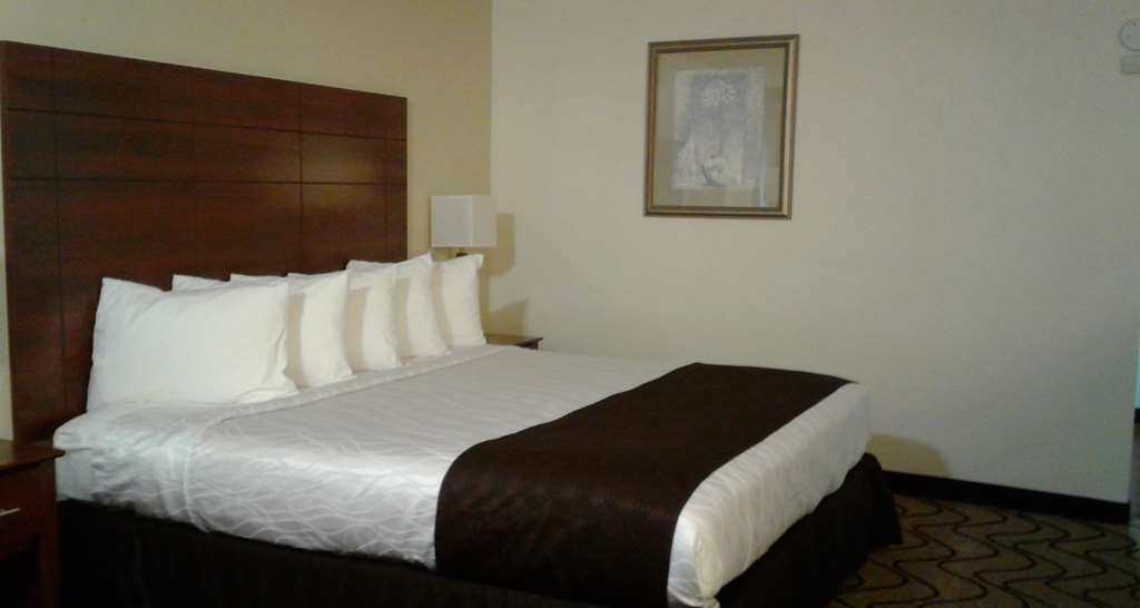 Best Western Heritage Inn - Stretch out and relax in our King Suite