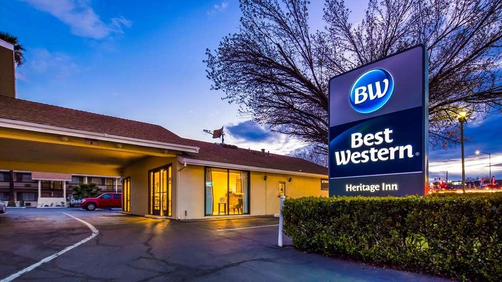 Best Western Heritage Inn - Facciata dell'albergo