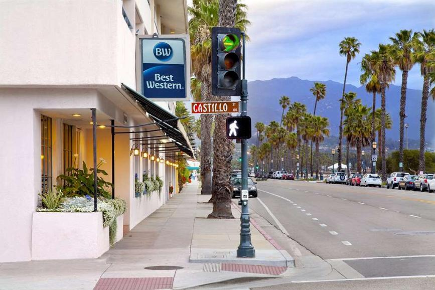 Best Western Beachside Inn - The perfect location for your Santa Barbara visit!