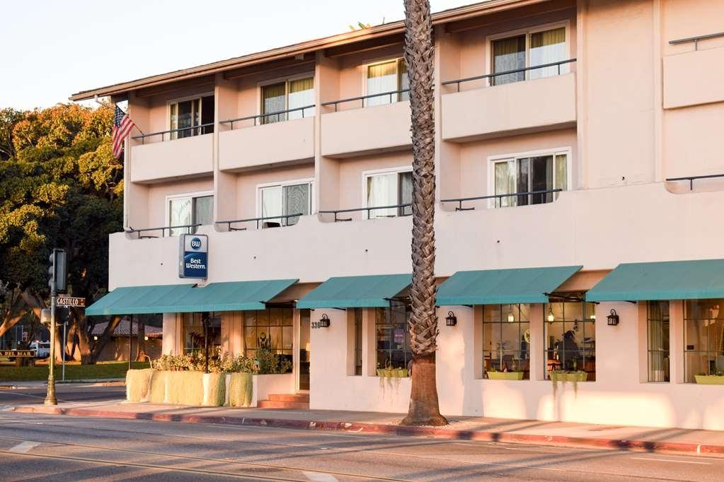 Best Western Beachside Inn - Vista Exterior