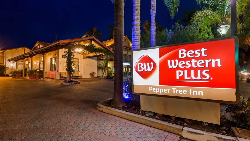 Best Western Plus Pepper Tree Inn - Facciata dell'albergo