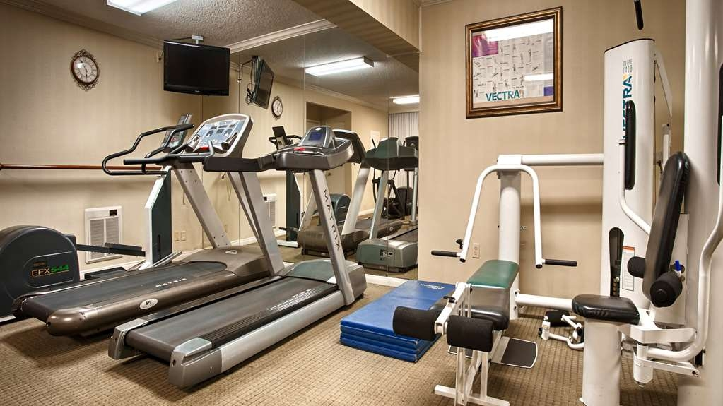 Best Western Plus Pepper Tree Inn - Sala fitness