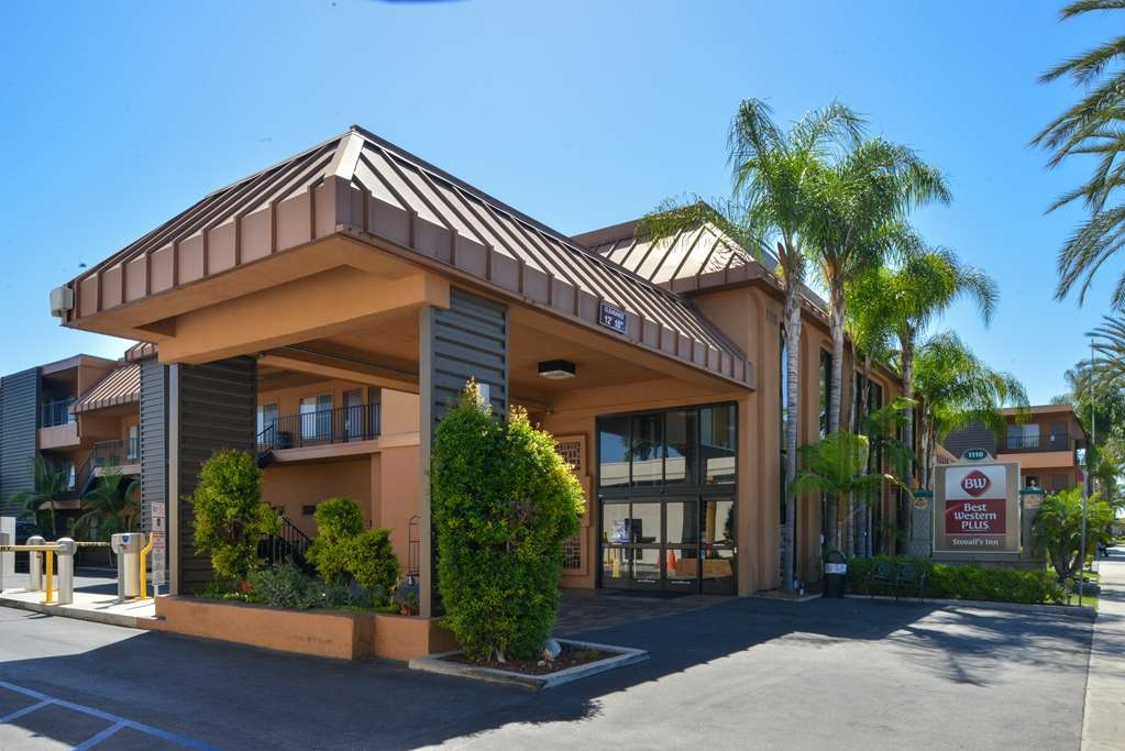 Best Western Plus Stovall's Inn - We are located at 1110 W. Katella Avenue in Anaheim!