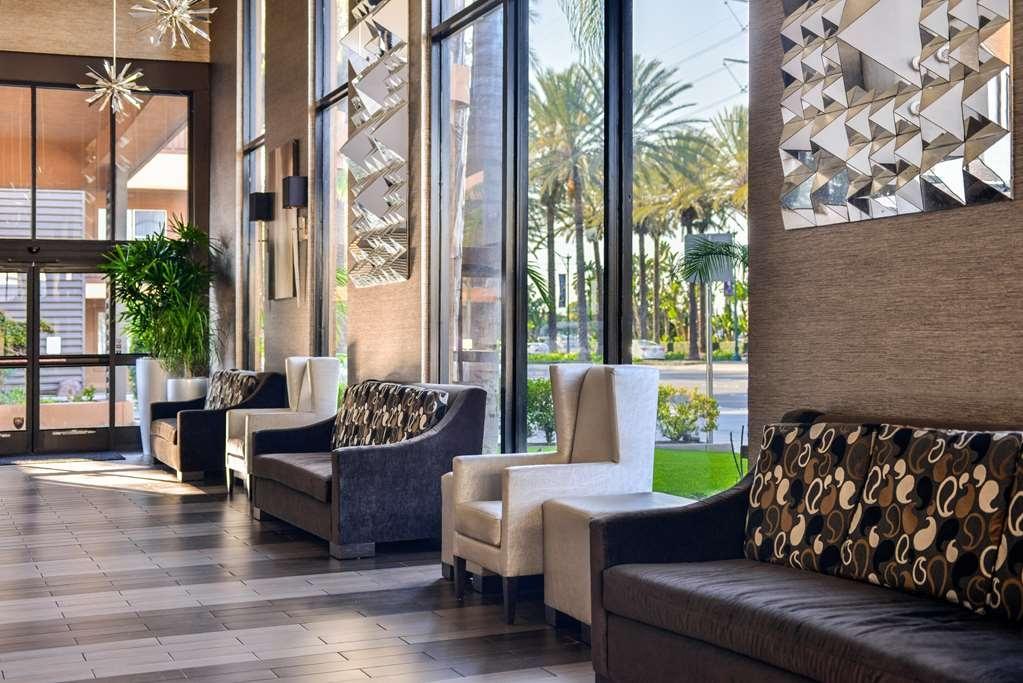 Best Western Plus Stovall's Inn - Vue du lobby