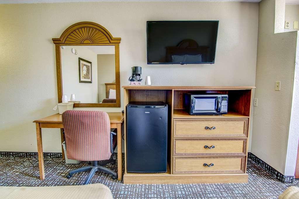 SureStay Plus Hotel by Best Western Rocklin - Zimmer Annehmlichkeiten
