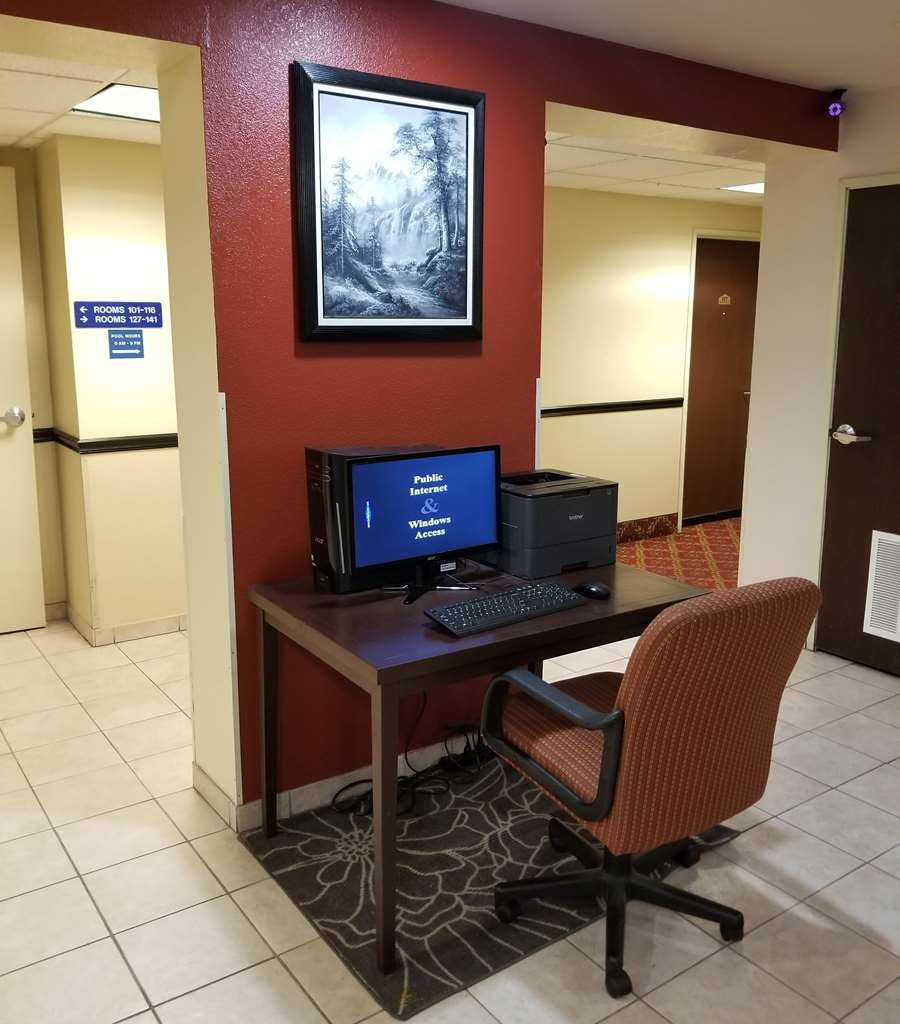 SureStay Plus Hotel by Best Western Rocklin - centre des affaires