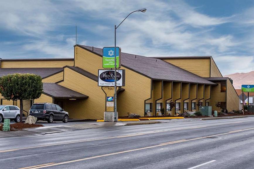 SureStay Hotel by Best Western Wenatchee - Aussenansicht