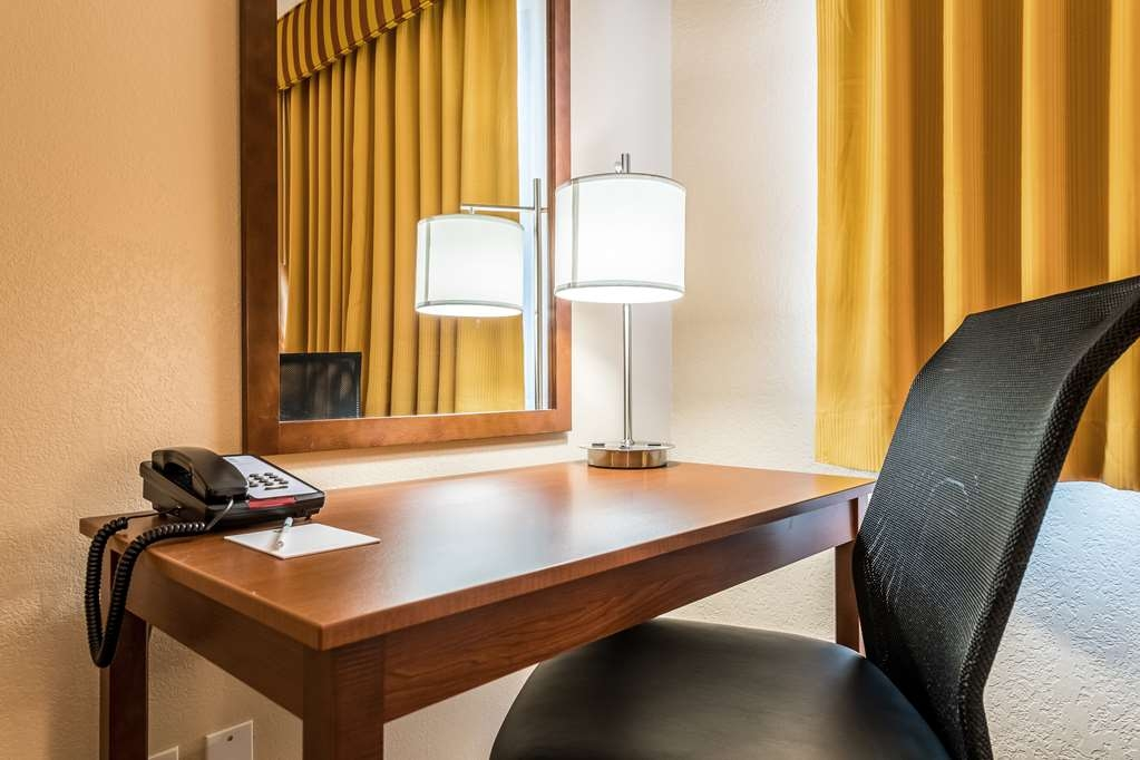 SureStay Hotel by Best Western Wenatchee - Here for work? All of our rooms offer a spacious work space for your convenience.