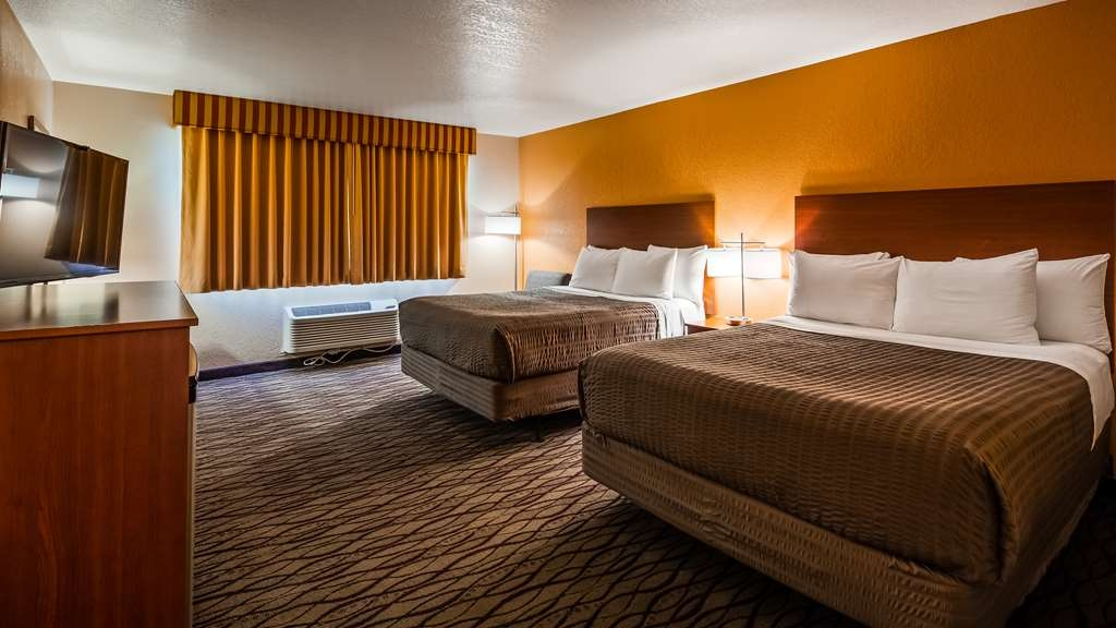 SureStay Hotel by Best Western Wenatchee - If you need a 2 queen mobility accessible room contact us directly.