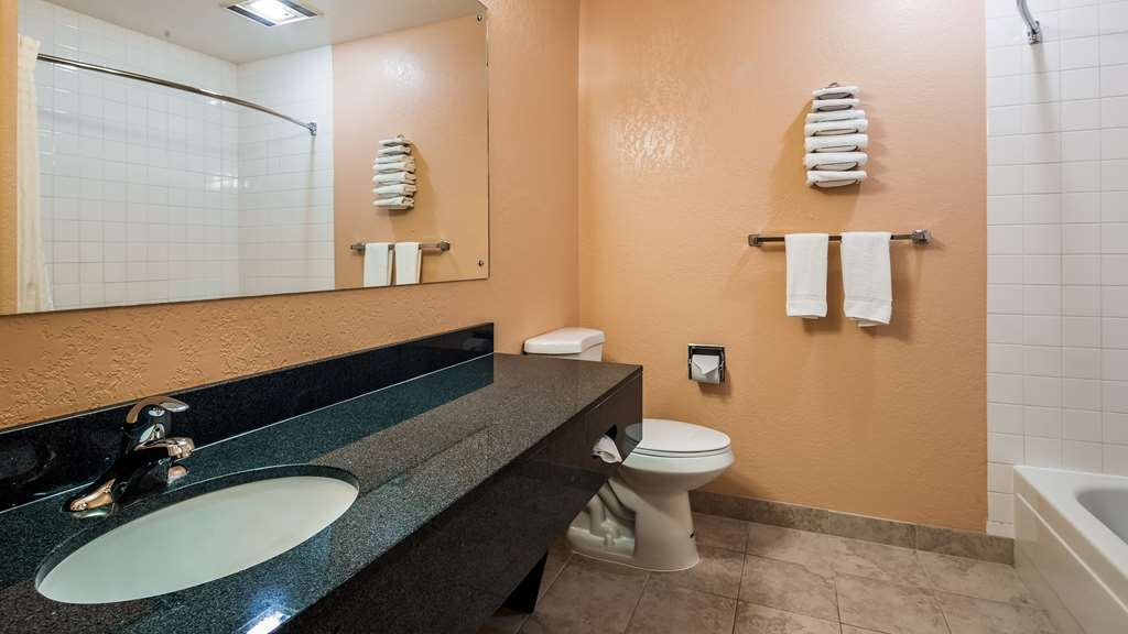 SureStay Hotel by Best Western Wenatchee - We take pride in making everything spotless for your arrival.