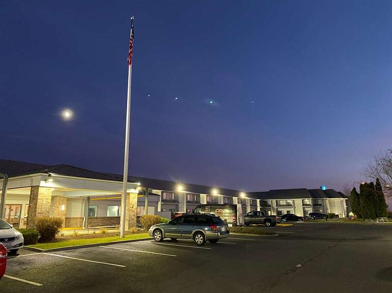 SureStay Plus Hotel by Best Western Moses Lake - Vista exterior